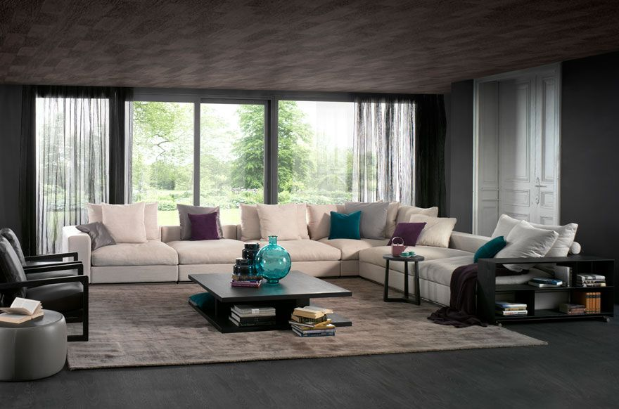 Camerich Freetown Sectional, Available At Bed Down Furniture Atlanta,  Please Contact Us For Pricing