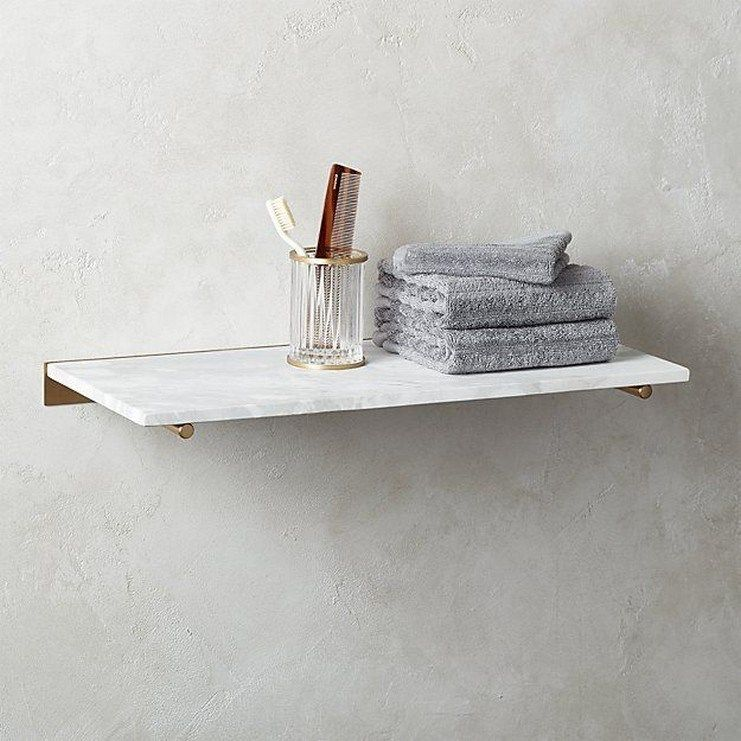 35 Wall Shelves Design Ideas Wall Shelving Ideas Wall Shelving Designer Or Budget Marble Shelf Modern Shelving Shelves
