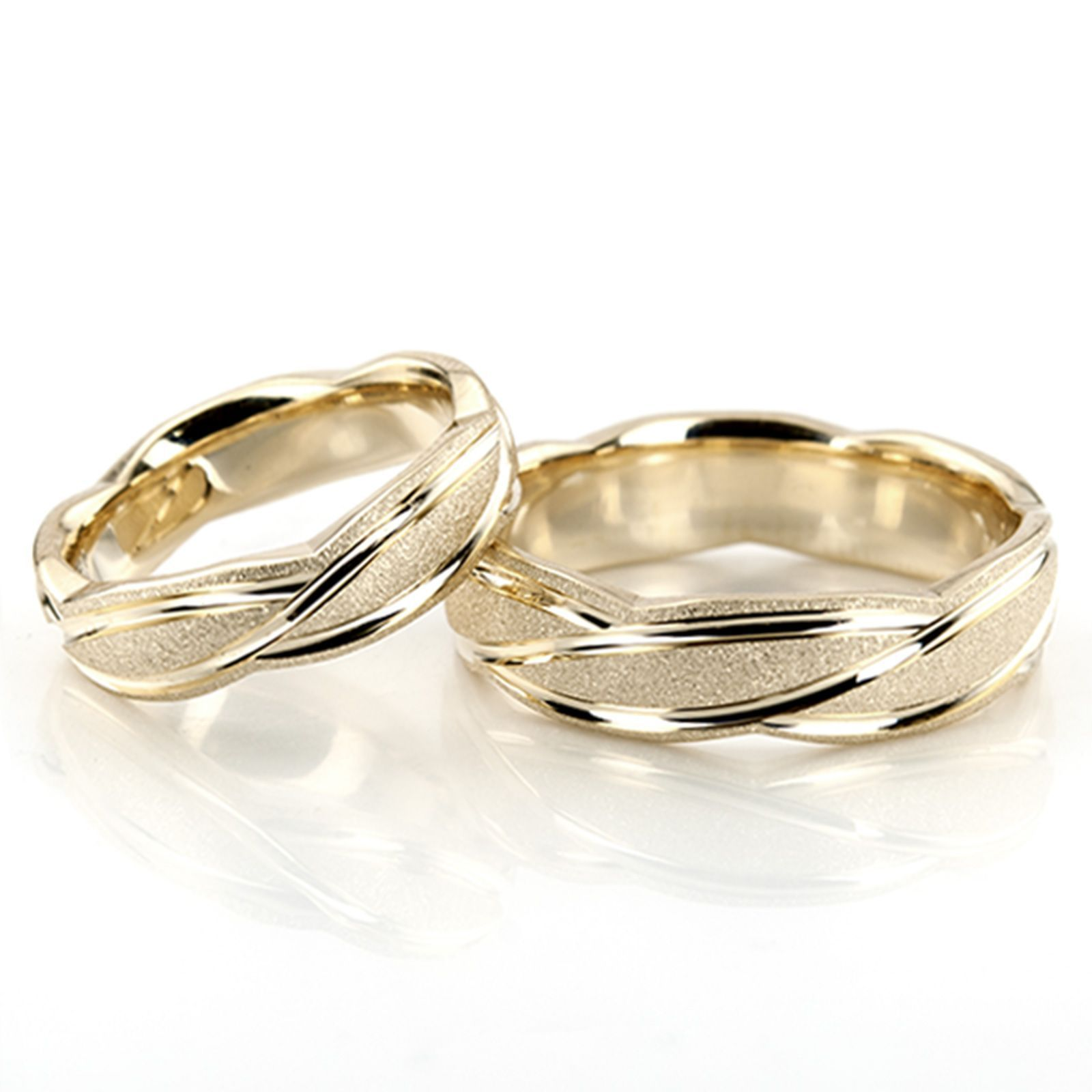 for bands her com wedding band registaz women yellow amazing gold rings luxury