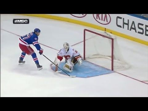 Benoit Pouliot Sick 1 Hand Move For The Shootout Win With Images Benoit New York Rangers Goalie