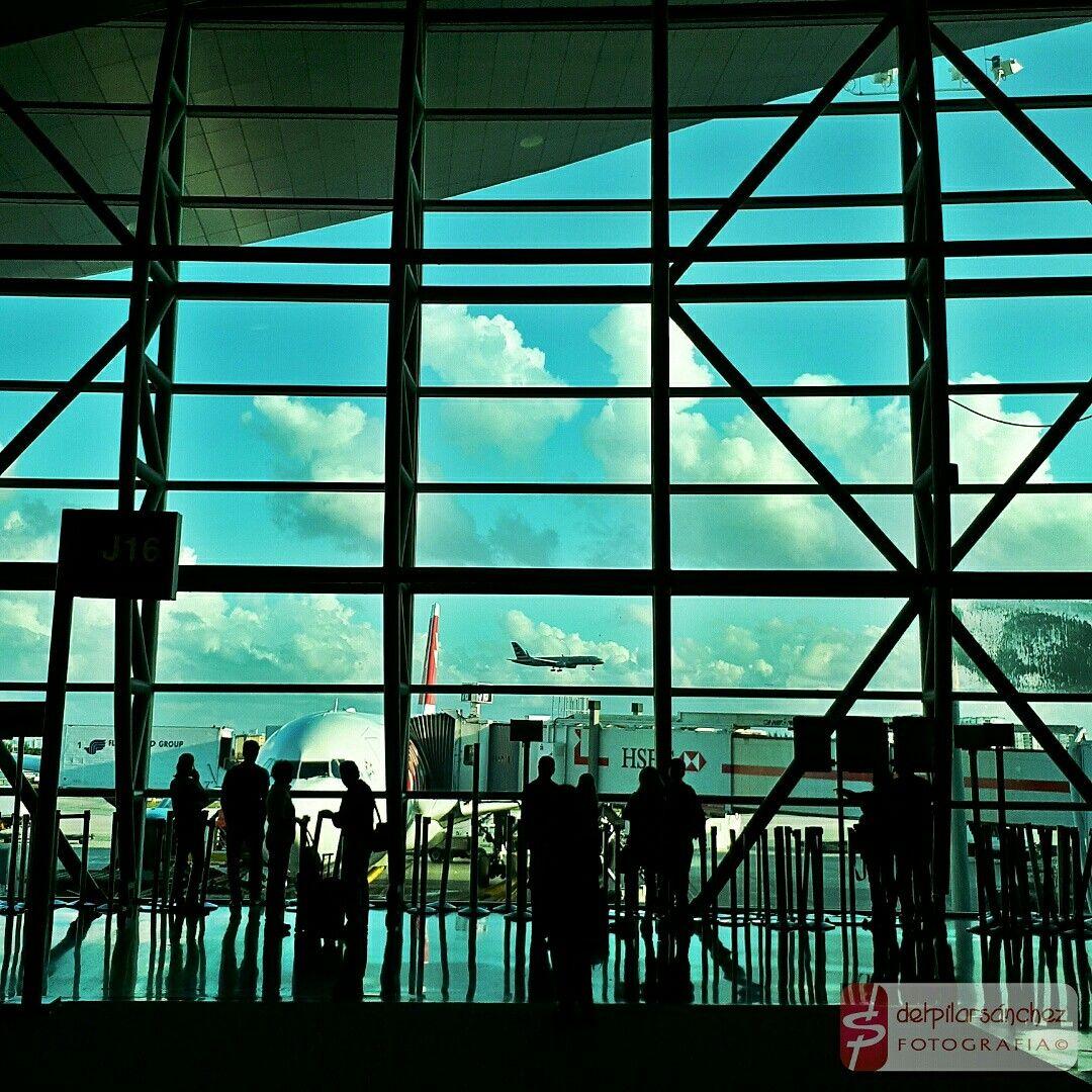 aeropuerto internacional de miami.   aeropuerto