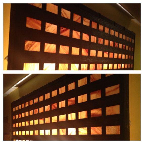 Pure Pink Himalayan Salt Blocks Do It Your Self Diy Block Wall Himalayan Salt Block Wall Panels Diy Blocks