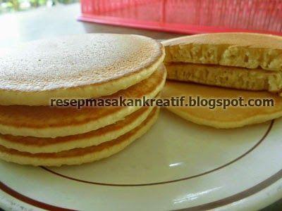 Resep Pancake Enak Sederhana Adonan Praktis Resep Masakan Indonesia Kue Sarapan Resep
