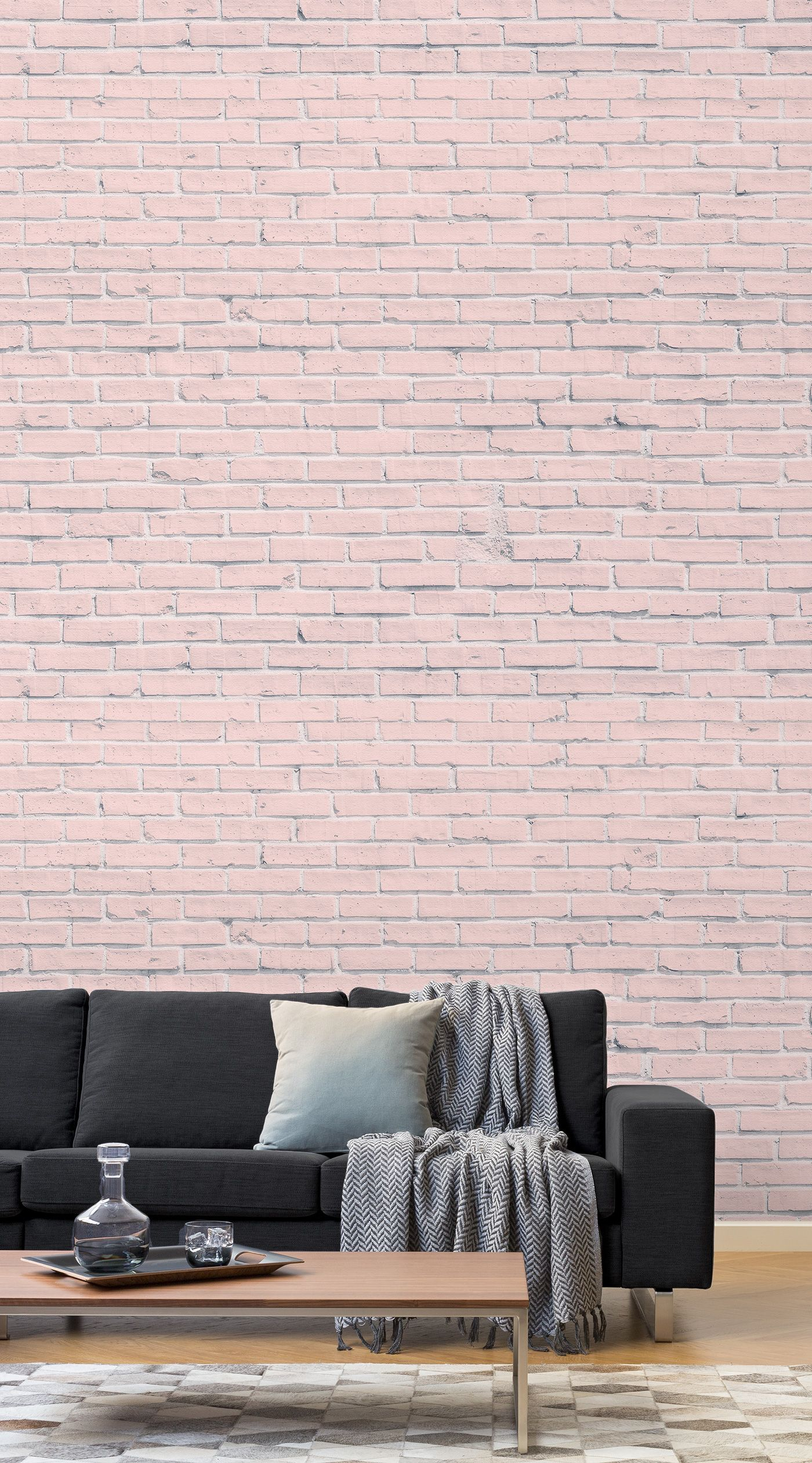 5 Millennial Pink Wallpapers To Create A Hot Pink Inte