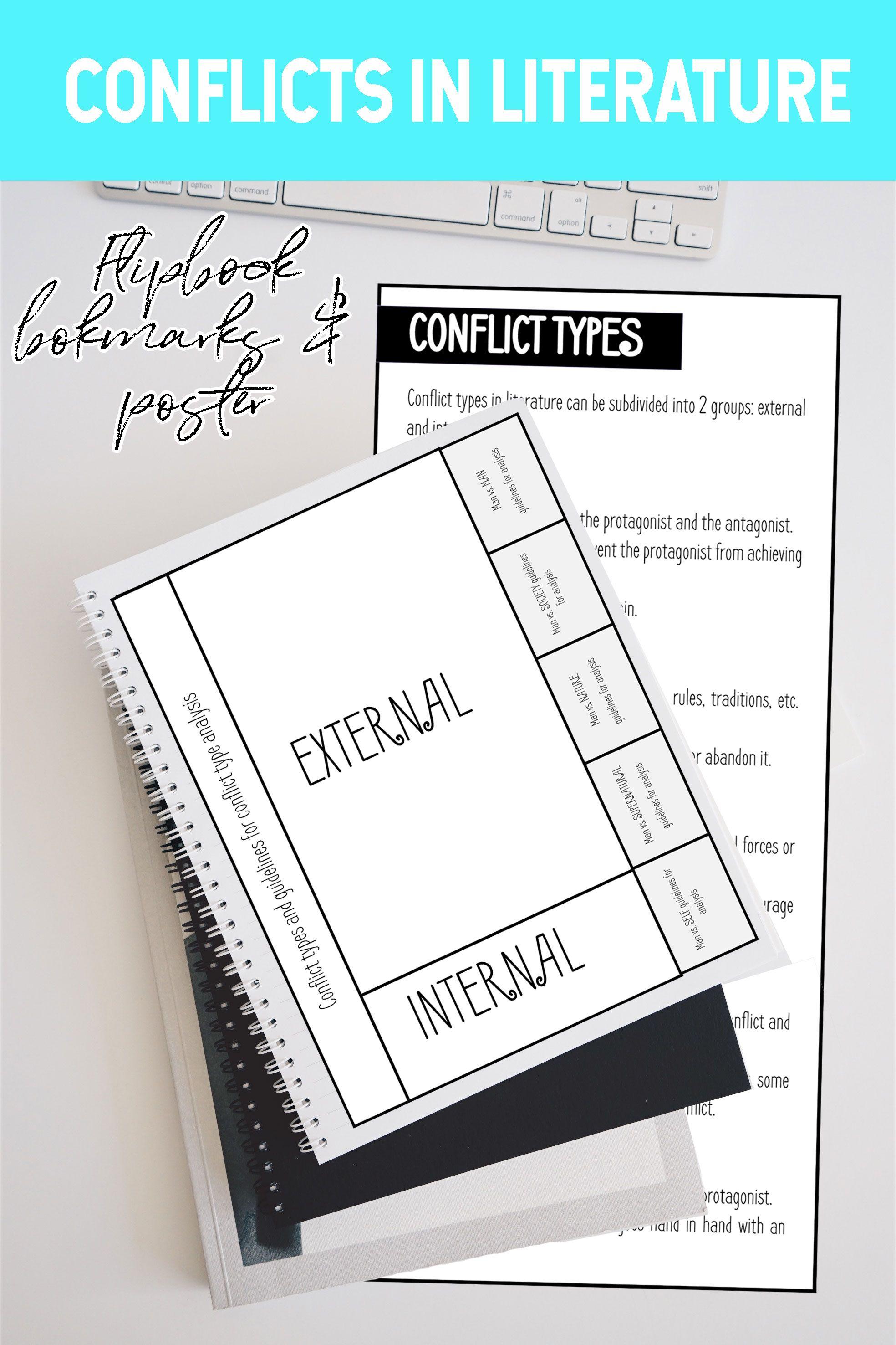 Conflict Types In Literature