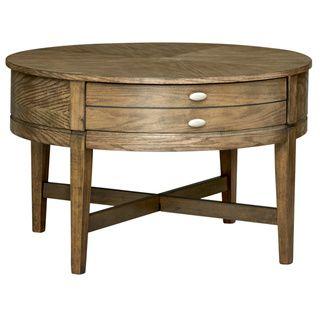 Best Art Van Minerva Round Cocktail Table Furniture Sofa End 400 x 300