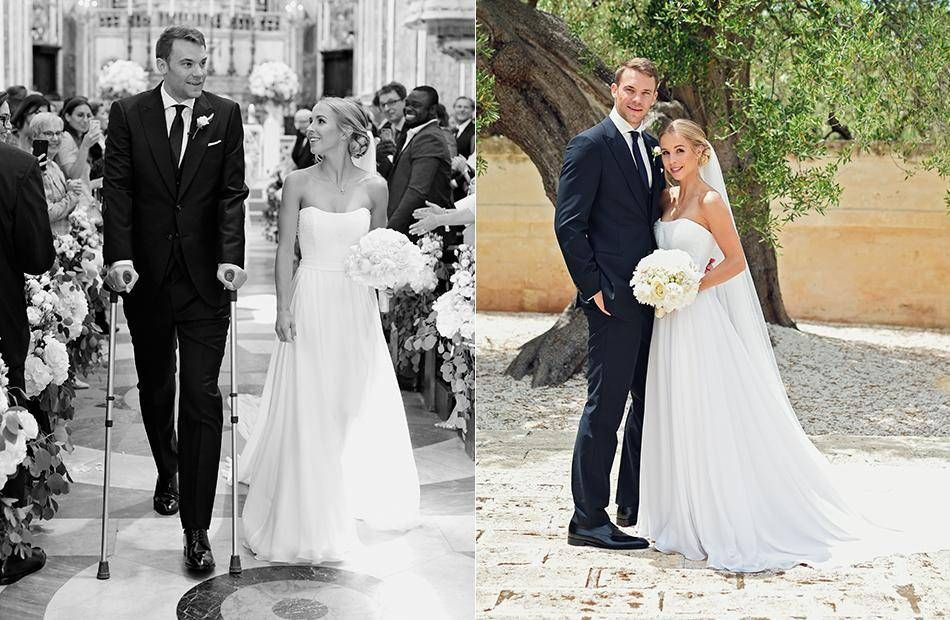 Die Schonsten Brautkleider Der Stars Brautkleid Hochzeitskleid Spitze Braut