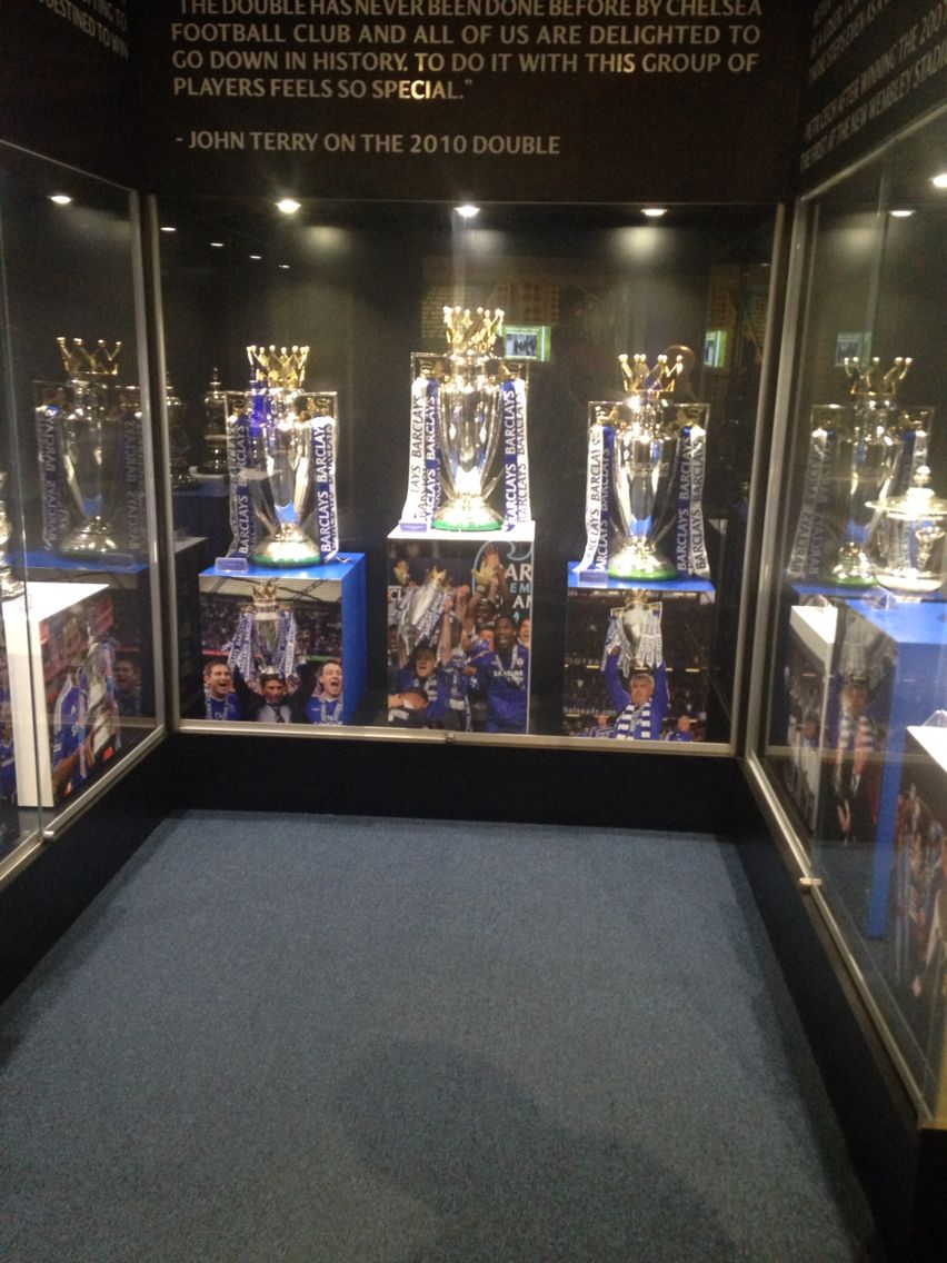 Trophy Room Cfc