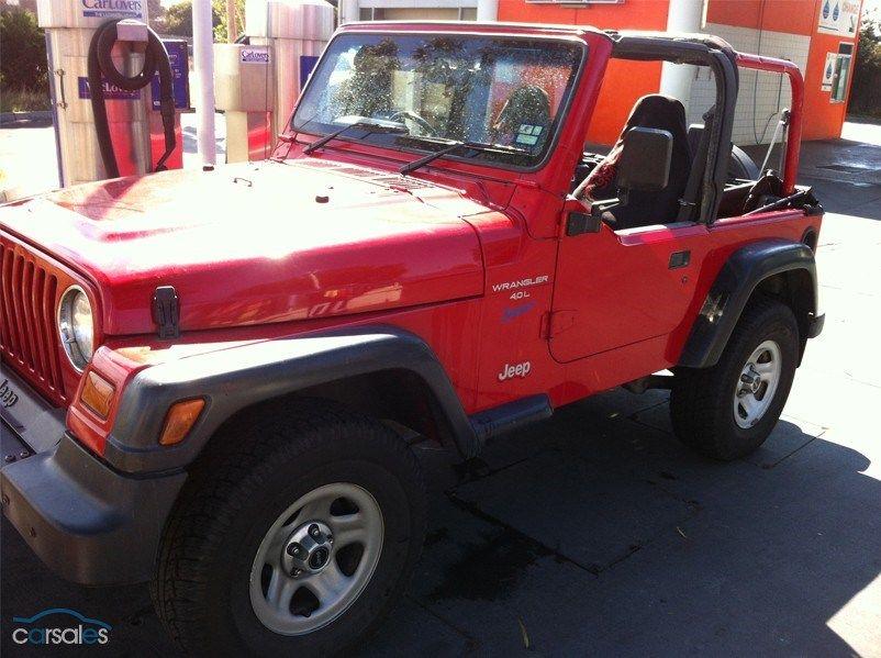 1997 Jeep Wrangler TJ Sport 1997 jeep wrangler, Jeep