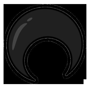black moon clan symbol - Google Search | Otaku/Geek | Black