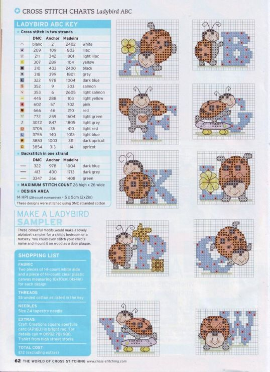 (119) Gallery.ru / Фото #38 - The world of cross stitching 126 - tymannost