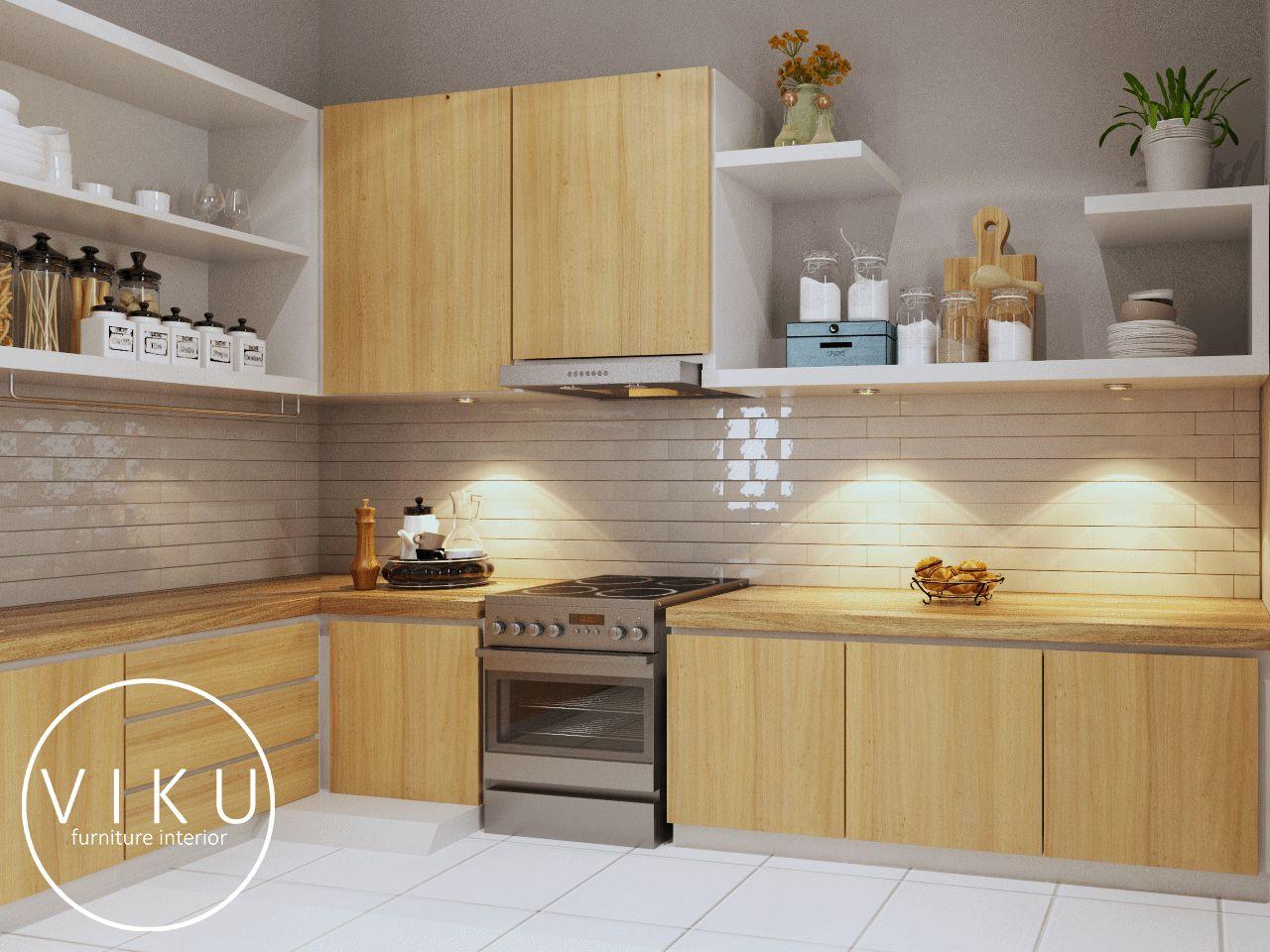Ada Beberapa Desain Kitchen Set Yang Biasa Kita Temukan