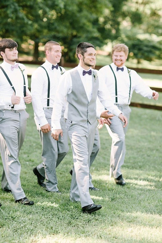 b876cfbf69d9 Purple Boho Rustic Chic Wedding | Everything Wedding | Groom attire ...