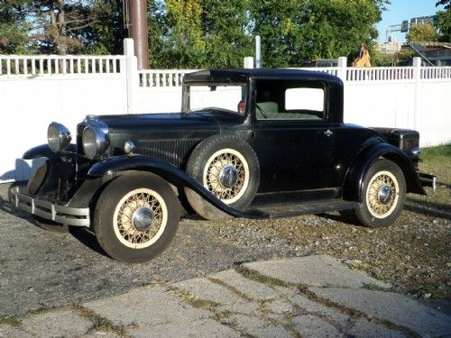 1931 hupmobile | home › The Hershey Cooldown Auction 2014 › 1931 Hupmobile Model C ...