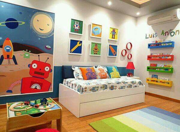 Cuarto infantil | Decoración infantil | Pinterest | Infantiles ...