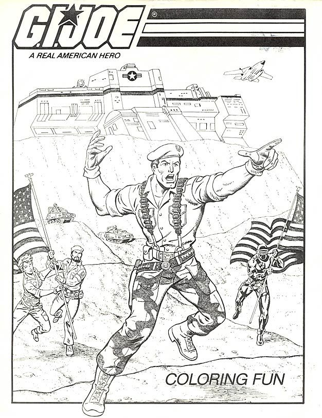 g i joe coloring pages Free Printable GI Joe Coloring Pages For Kids | Projects to Try  g i joe coloring pages