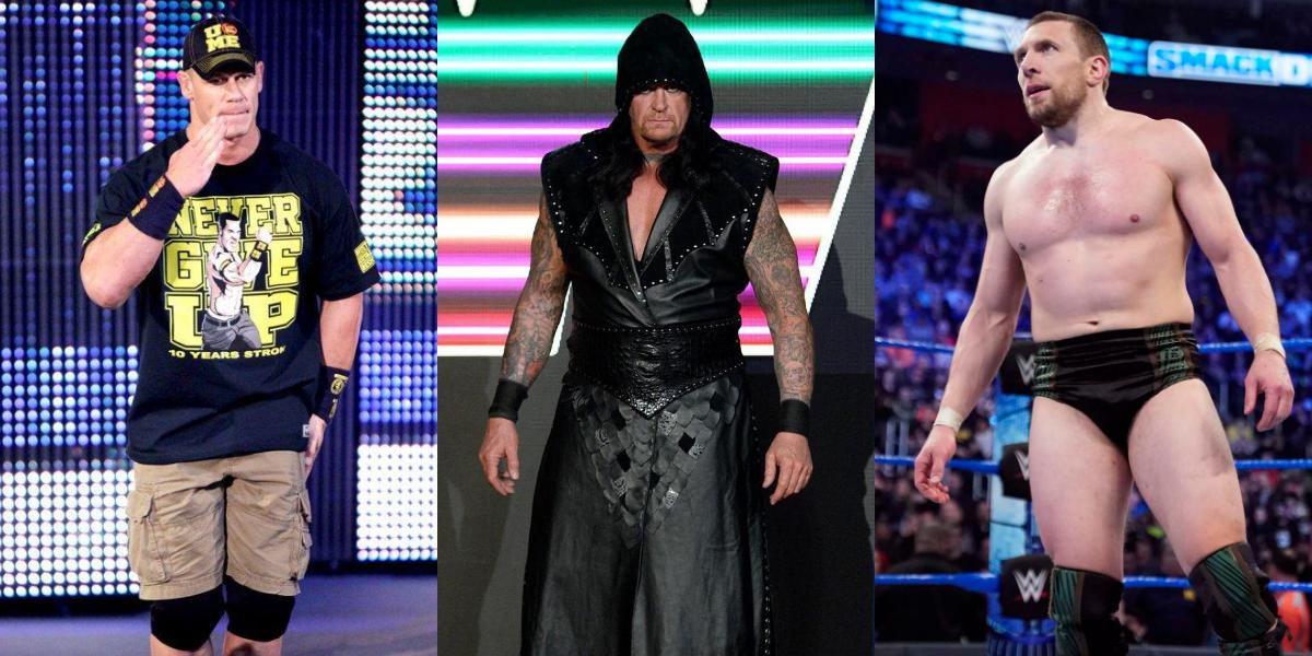 Wwe Rumors Roundup John Cena And Undertaker Wwe Return Daniel Bryan Wwe Return Date And More Daniel Bryan Wwe Undertaker Wwe John Cena