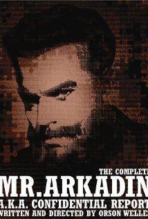 Confidential Report 1955 Orson Welles Film Noir Noir Movie