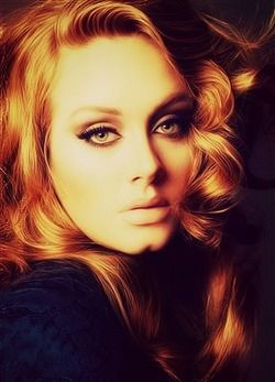 ne-adele: Un de mes meilleurs modifications et l'une des images les plus parfaites de Adele ♥