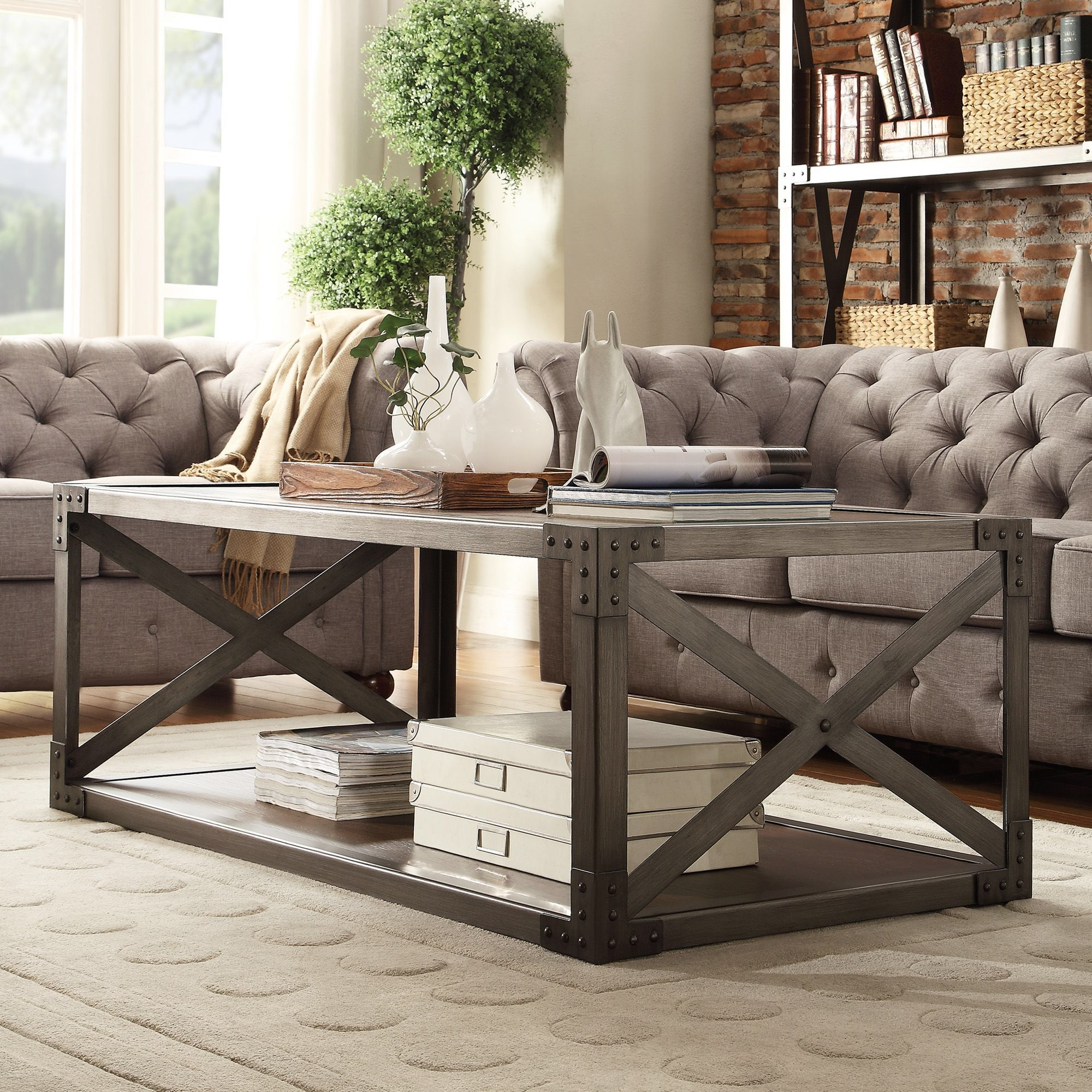 Sirius Coffee Table Small room magic Pinterest