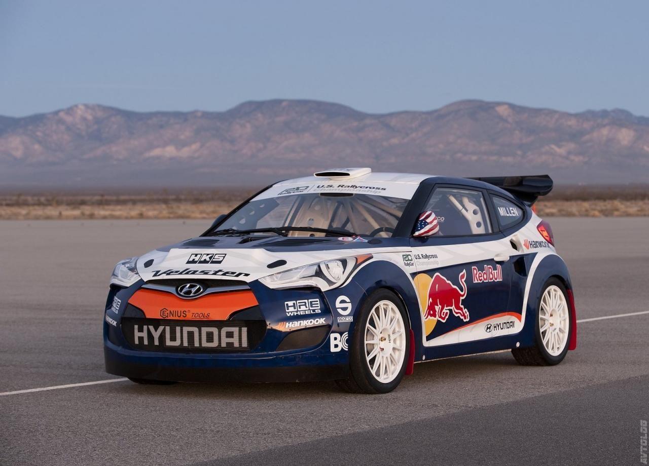 2011 Hyundai Veloster Rally Car   Cars   Pinterest   Hyundai ...