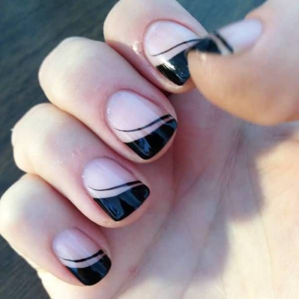 Top 10 Nail Art Designs For Beginners 2017 | маникюр | Pinterest ...