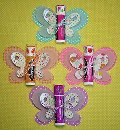 Photo of Schmetterling Lippenbalsam Partybevorzugung