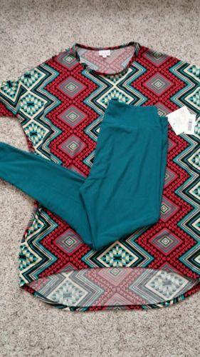 NWT LULAROE Aztec IRMA shirt  Size Small S and TC NWOT teal leggings set https://t.co/fMG8qGdnBp https://t.co/sRDCM63hYU