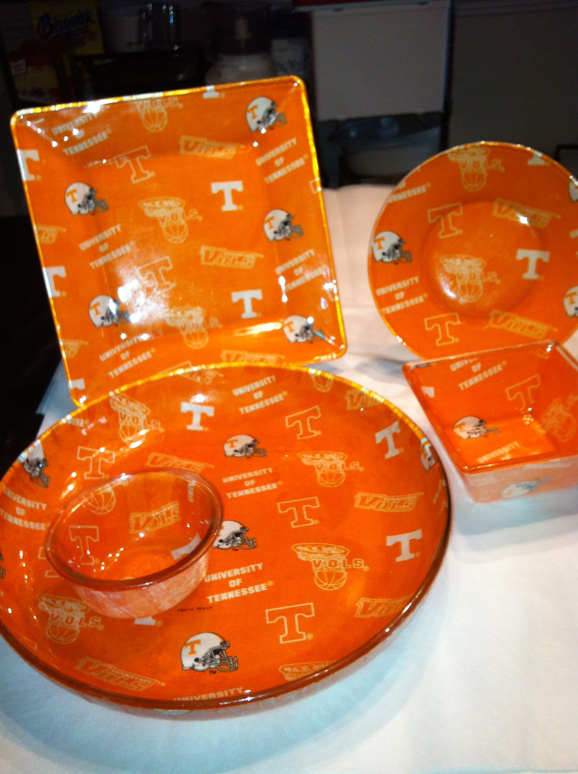 celebration plates i m from tennessee craft