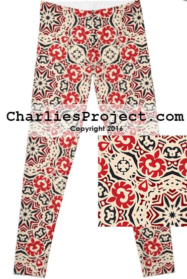 7a1fa7745f44e2 Julia Paisley Charlies Project Leggings #Julia #PaisleyLeggings ...