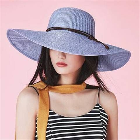 Pin by BUYHATHATS LIMITED on 2018 straw sun hat for women summer ... ba591461e72