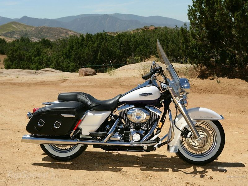 2012 Harley-Davidson FLHRC Road King Classic | Harleys | Pinterest ...