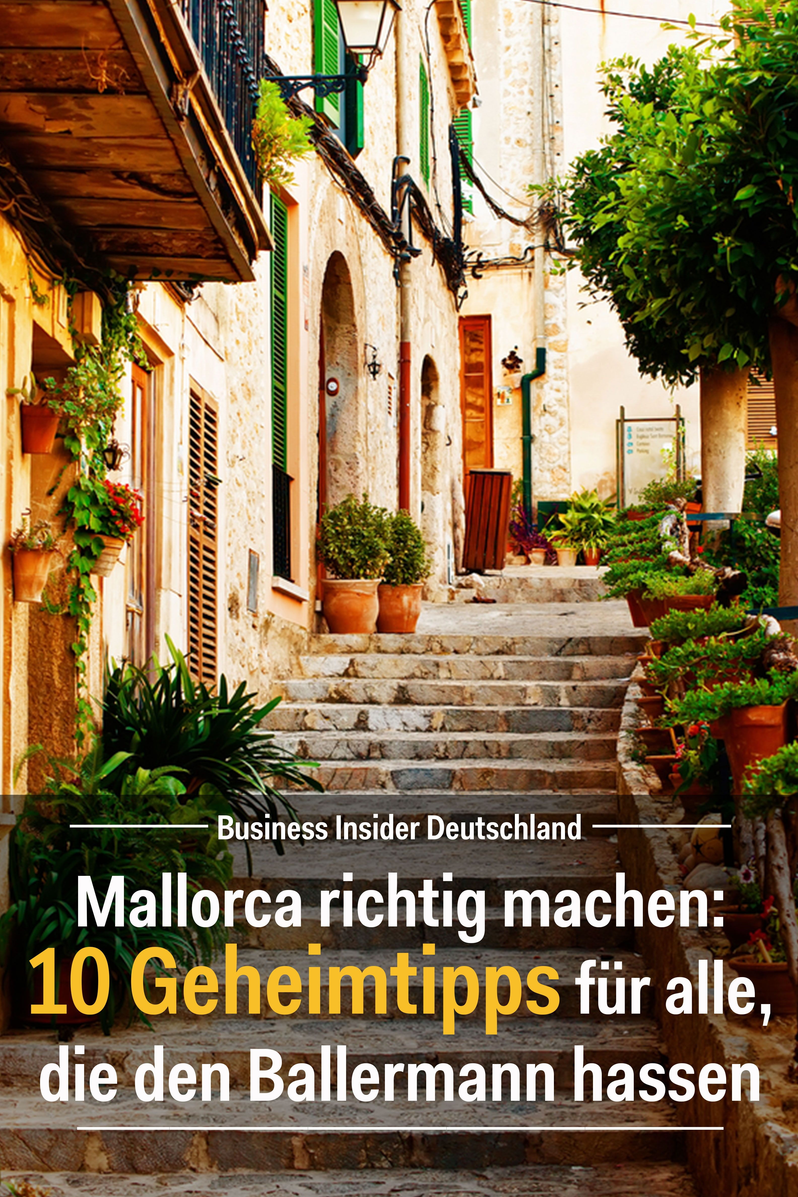 Hacer Mallorca bien: 10 consejos internos para todos los que odian a Ballermann