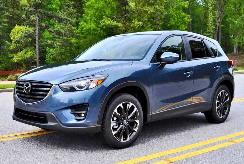 2016 mazda cx-5 review | touring and mazda