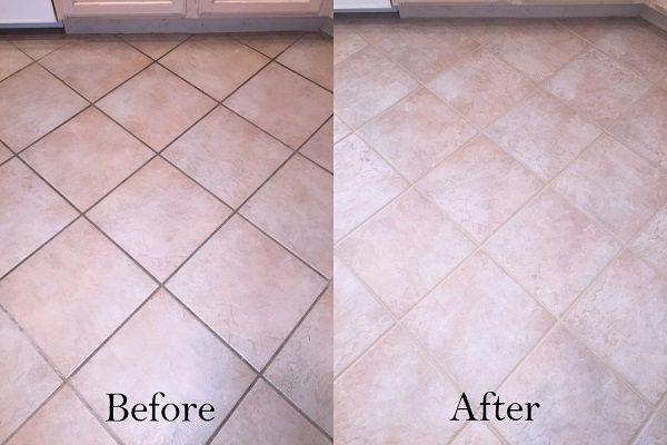Pulire le fughe di piastrelle e pavimenti: rimedi naturali home