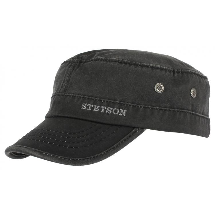 Datto Army Cap by Stetson Buy Hats 2b703bccdc8