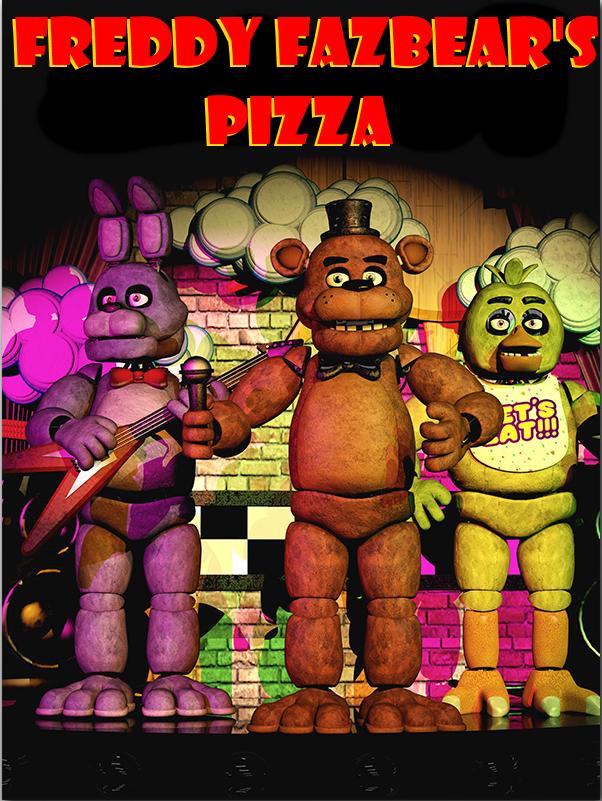 Steam Community Freddy Fazbear Pizza Poster Fnaf Freddy Five Nights At Freddy S Fnaf