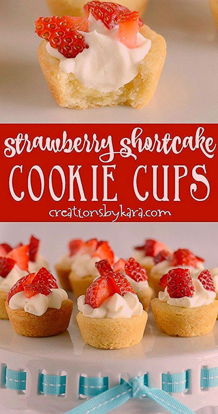 Photo of Delicious and Easy Bite Size Desserts Recipes