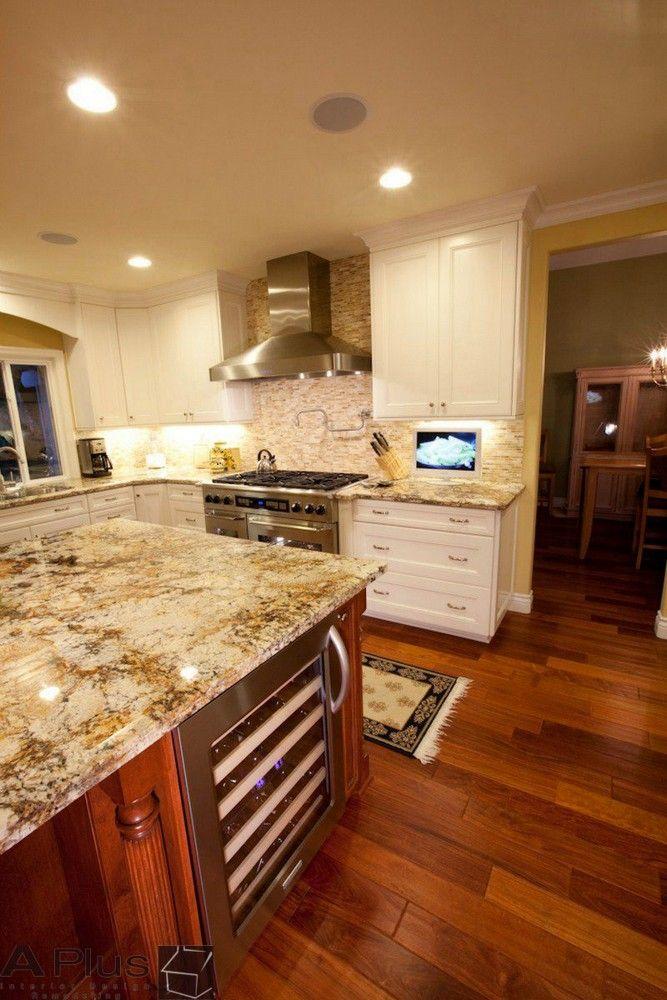 Irvine Kitchen Remodel kitchen cabinet refacing | Kitchen ...