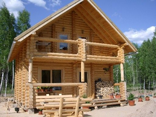 Log House | Types of houses | house plans and designs for sale ...