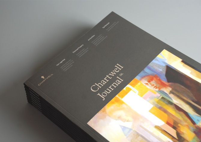 Chartwell Journal - Parent - Branding, strategy, design - branding strategy