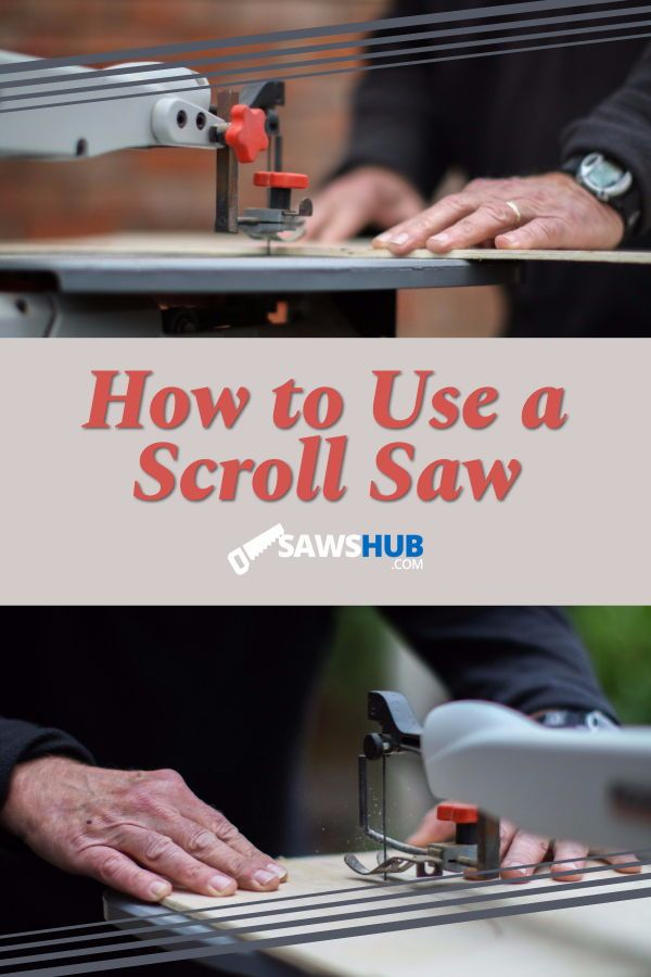 How to Get Started Using Your Scroll Saw | How to | Scroll ...