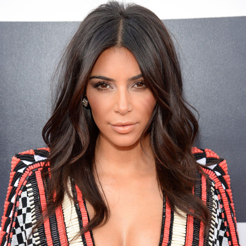 Kim Kardashian Wedding Hairstyles: Pin On Make-up