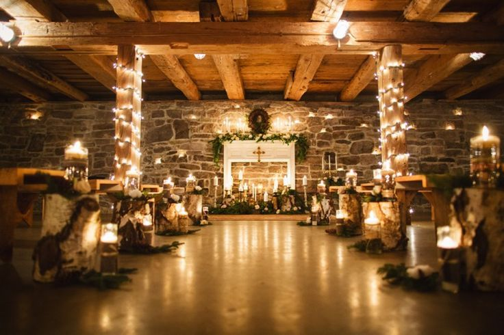 winter Christmas reception - Google Search