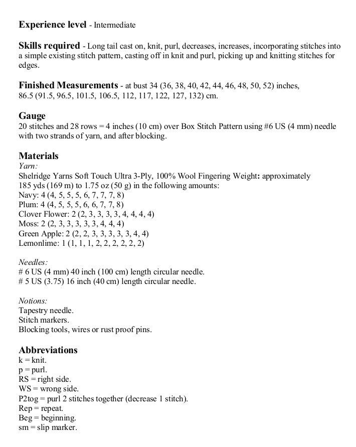 Patternfish The Online Pattern Store Chat Pattern Weaving