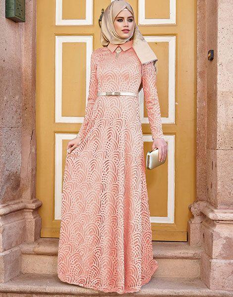 Alvina Ilkbahar Yaz Tesettur Abiye Elbise Modelleri Elbise Modelleri Elbise Moda Stilleri