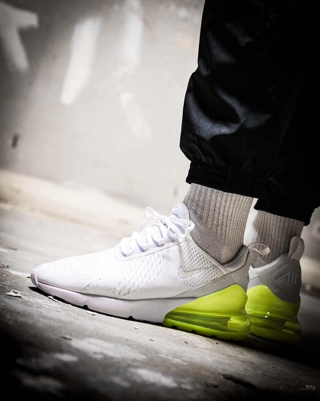 promo code a8653 73546 Nike Air Max 270   FOOTWEAR   Sneakers nike, Nike air max ...