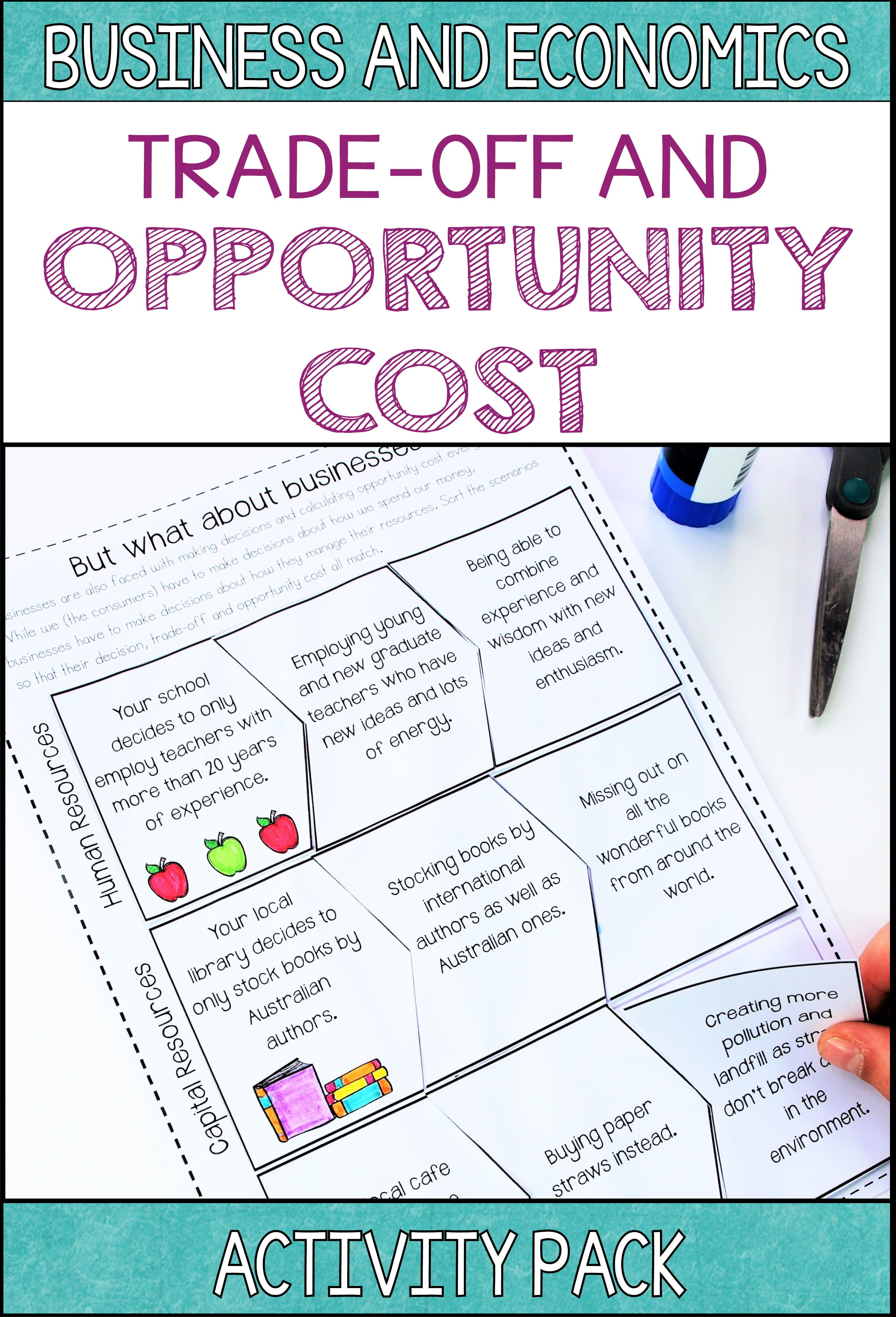 Single Working Mom What Is Opportunity Cost In Managerial