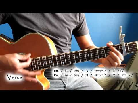 How To Play Video Games Lana Del Rey Guitar Tutorial Makin