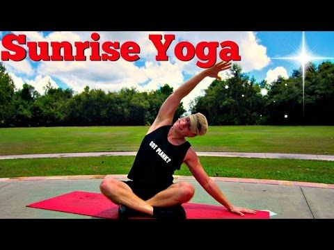 Yoga for Complete Beginners - 30 minute Yoga Class